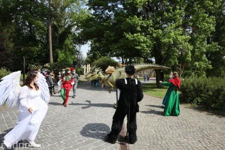 Foto a video: Prechádzka draka v Bojniciach alebo Dračie korzovanie 21