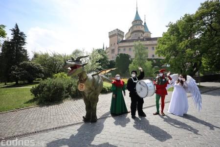 Foto a video: Prechádzka draka v Bojniciach alebo Dračie korzovanie 24