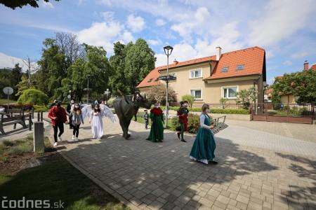 Foto a video: Prechádzka draka v Bojniciach alebo Dračie korzovanie 31