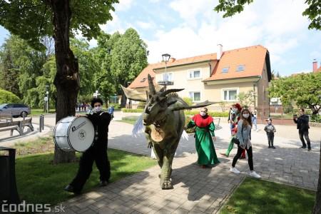 Foto a video: Prechádzka draka v Bojniciach alebo Dračie korzovanie 32