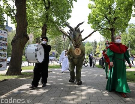 Foto a video: Prechádzka draka v Bojniciach alebo Dračie korzovanie 33