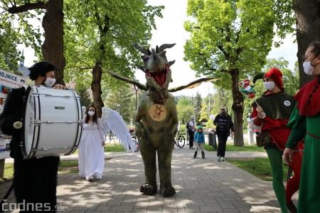 Foto a video: Prechádzka draka v Bojniciach alebo Dračie korzovanie 34