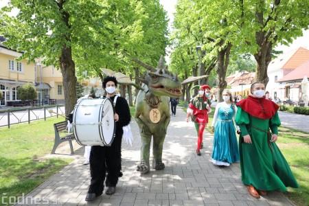 Foto a video: Prechádzka draka v Bojniciach alebo Dračie korzovanie 39