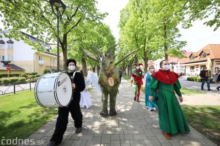 Foto a video: Prechádzka draka v Bojniciach alebo Dračie korzovanie 40