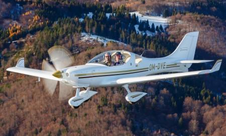 Prievidzský Aerospool vyrobil 700. kus malého športového lietadla Dynamic WT9 1