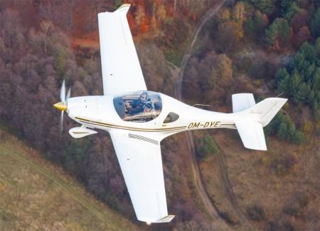 Prievidzský Aerospool vyrobil 700. kus malého športového lietadla Dynamic WT9 2