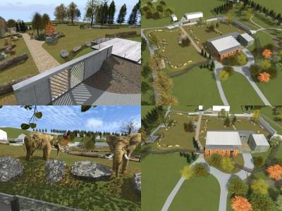 Video: Nový pavilón slonov bude atraktívnejší, otvoria ho však neskôr.