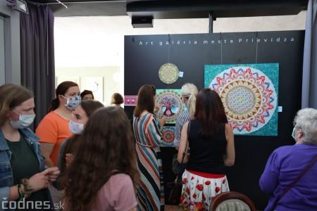 Foto: Vernisáž - Každý spolu - výstava štyroch pedagógov. VERONIKA LACHKÁ, ALENA SLUKOVÁ, LUCIA VRTELOVÁ a OLEG CIPOV 12
