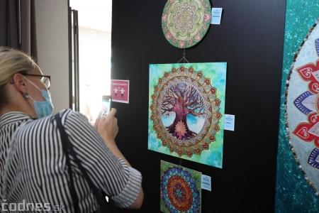Foto: Vernisáž - Každý spolu - výstava štyroch pedagógov. VERONIKA LACHKÁ, ALENA SLUKOVÁ, LUCIA VRTELOVÁ a OLEG CIPOV 15