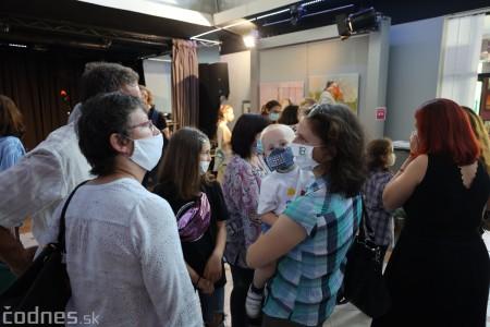 Foto: Vernisáž - Každý spolu - výstava štyroch pedagógov. VERONIKA LACHKÁ, ALENA SLUKOVÁ, LUCIA VRTELOVÁ a OLEG CIPOV 18