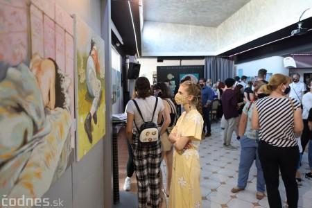 Foto: Vernisáž - Každý spolu - výstava štyroch pedagógov. VERONIKA LACHKÁ, ALENA SLUKOVÁ, LUCIA VRTELOVÁ a OLEG CIPOV 19