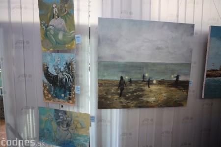 Foto: Vernisáž - Každý spolu - výstava štyroch pedagógov. VERONIKA LACHKÁ, ALENA SLUKOVÁ, LUCIA VRTELOVÁ a OLEG CIPOV 20