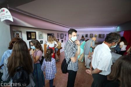 Foto: Vernisáž - Každý spolu - výstava štyroch pedagógov. VERONIKA LACHKÁ, ALENA SLUKOVÁ, LUCIA VRTELOVÁ a OLEG CIPOV 35