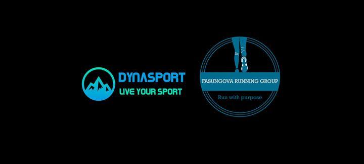Dynasport prípravné tréningy (Brose Night Run Prievidza)