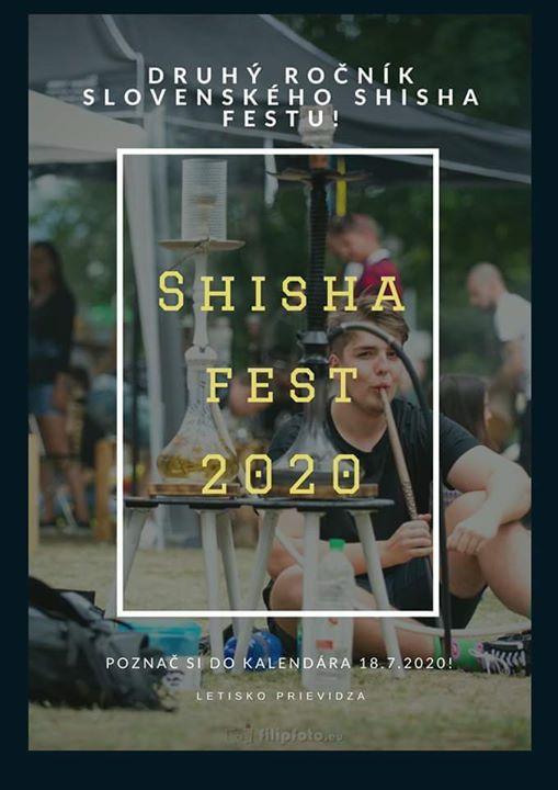 Shisha fest vol. 2 - Letisko Prievidza
