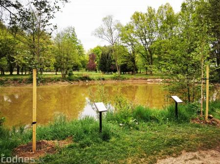 Foto: Mestský park v Prievidzi sa rozvíja vďaka novým projektom 12