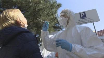 Koronavírus: V nedeľu otestovali na koronavírus iba 50 ľudí, pribudol jeden prípad z okresu Prievidza