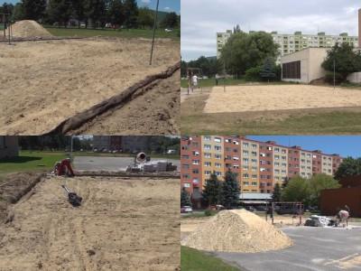 Video: Beach volejbalové ihrisko bude konečne aj v Prievidzi