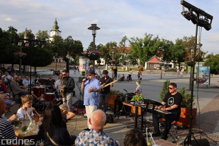 "Foto a video: Koncert Peter Lipa Band - ""Dobré meno"" - Café Merlo - Prievidza 2020 2"