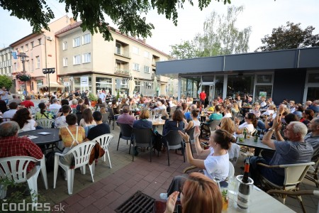 "Foto a video: Koncert Peter Lipa Band - ""Dobré meno"" - Café Merlo - Prievidza 2020 10"