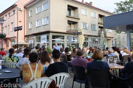 "Foto a video: Koncert Peter Lipa Band - ""Dobré meno"" - Café Merlo - Prievidza 2020 11"
