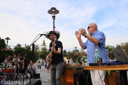 "Foto a video: Koncert Peter Lipa Band - ""Dobré meno"" - Café Merlo - Prievidza 2020 18"