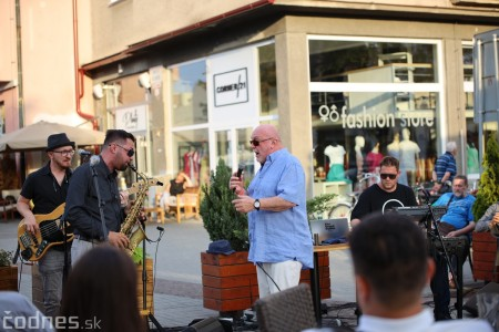 "Foto a video: Koncert Peter Lipa Band - ""Dobré meno"" - Café Merlo - Prievidza 2020 32"