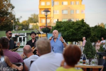 "Foto a video: Koncert Peter Lipa Band - ""Dobré meno"" - Café Merlo - Prievidza 2020 42"