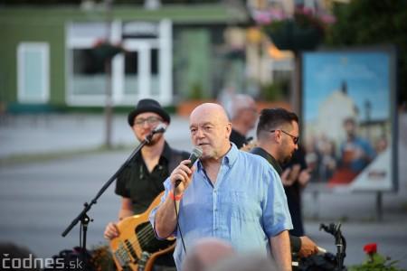 "Foto a video: Koncert Peter Lipa Band - ""Dobré meno"" - Café Merlo - Prievidza 2020 46"