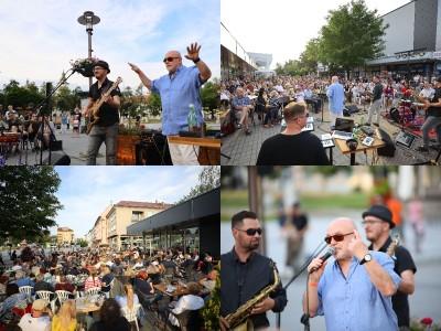 "Foto a video: Koncert Peter Lipa Band - ""Dobré meno"" - Café Merlo - Prievidza 2020"