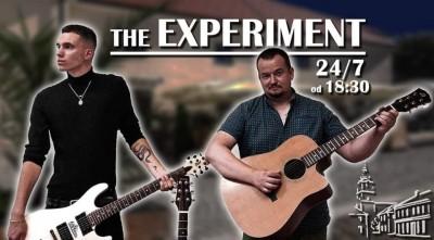 Večer pri živej hudbe | The Experiment