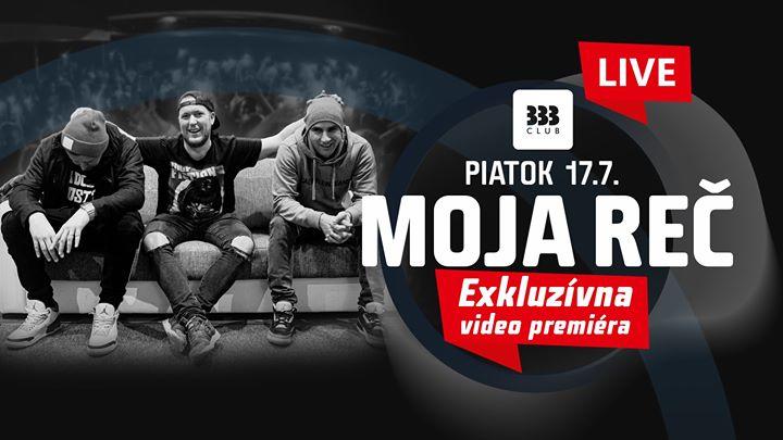 ♛ MOJA REČ /// live ♛ 17.7.