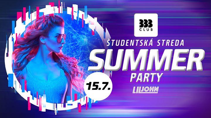 ☼ Summer Party /// Str 15.7. ☼