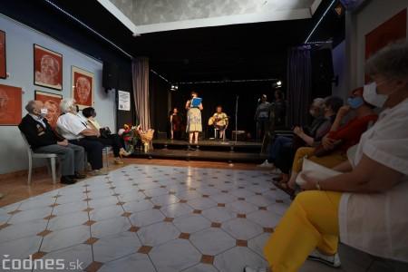 Foto: Vernisáž výstavy - Amália Lomnická - Stvárňovanie 13