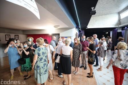 Foto: Vernisáž výstavy - Amália Lomnická - Stvárňovanie 49