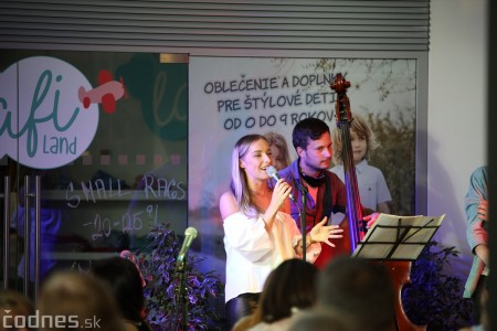 Foto a video: Lenka Piešová - Music Box Project - Bistro café - Prievidza 2020 16