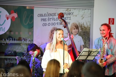 Foto a video: Lenka Piešová - Music Box Project - Bistro café - Prievidza 2020 19