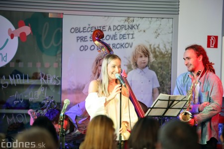 Foto a video: Lenka Piešová - Music Box Project - Bistro café - Prievidza 2020 21