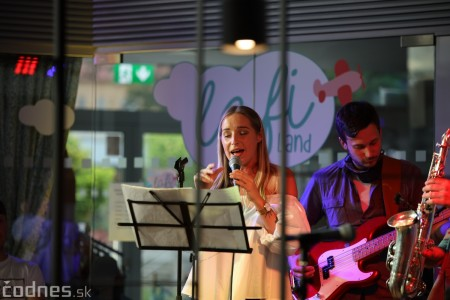 Foto a video: Lenka Piešová - Music Box Project - Bistro café - Prievidza 2020 23