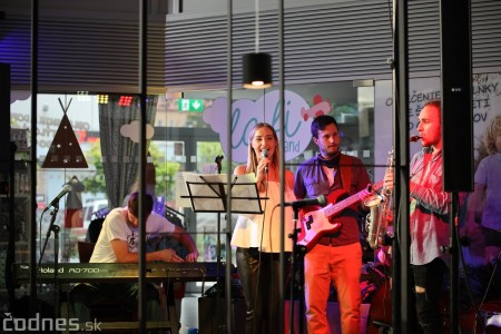 Foto a video: Lenka Piešová - Music Box Project - Bistro café - Prievidza 2020 24