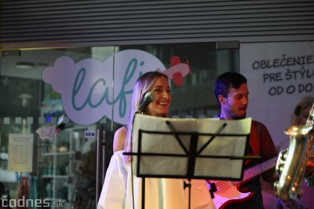 Foto a video: Lenka Piešová - Music Box Project - Bistro café - Prievidza 2020 28