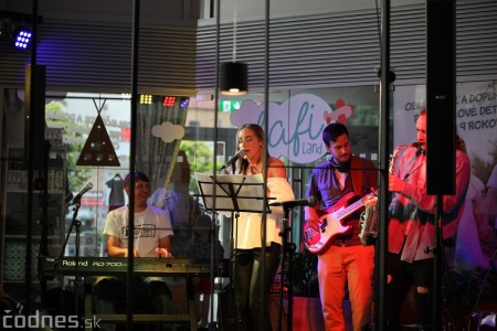 Foto a video: Lenka Piešová - Music Box Project - Bistro café - Prievidza 2020 31