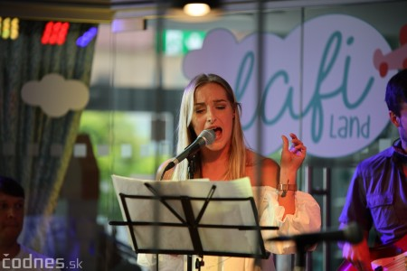Foto a video: Lenka Piešová - Music Box Project - Bistro café - Prievidza 2020 33