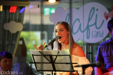 Foto a video: Lenka Piešová - Music Box Project - Bistro café - Prievidza 2020 7