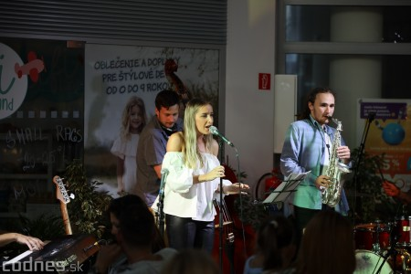 Foto a video: Lenka Piešová - Music Box Project - Bistro café - Prievidza 2020 36