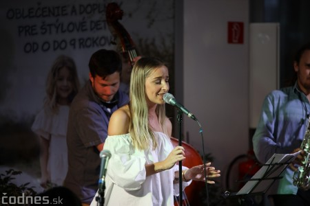 Foto a video: Lenka Piešová - Music Box Project - Bistro café - Prievidza 2020 38