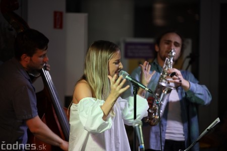 Foto a video: Lenka Piešová - Music Box Project - Bistro café - Prievidza 2020 40