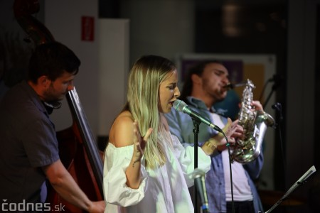 Foto a video: Lenka Piešová - Music Box Project - Bistro café - Prievidza 2020 41