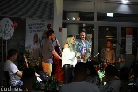 Foto a video: Lenka Piešová - Music Box Project - Bistro café - Prievidza 2020 44