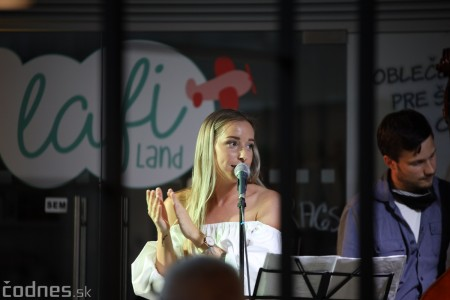 Foto a video: Lenka Piešová - Music Box Project - Bistro café - Prievidza 2020 46